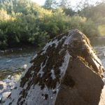 large rock on the Pistol River