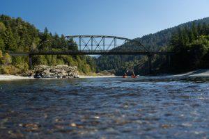 bridge on the Rogue River