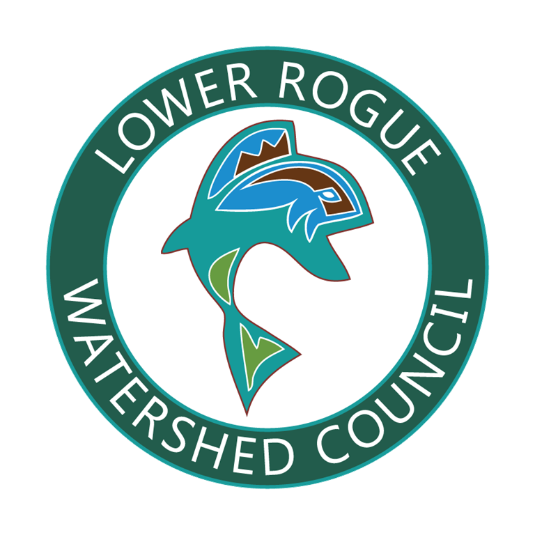 Lower Rogue Watershed Logo