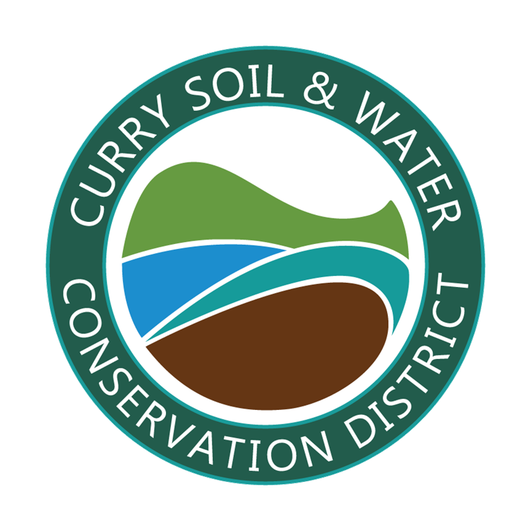 Curry Soil and Water Conservation Logo