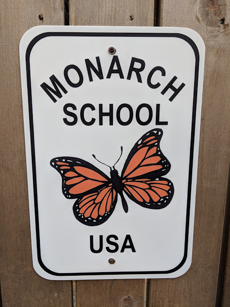 monarch sign
